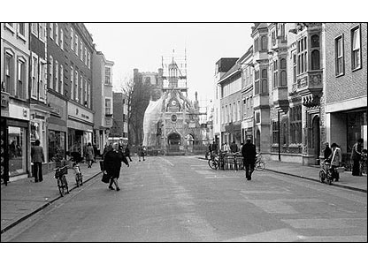 East Street, Chichester, late 1970s