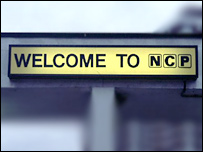 Generic picture of an NCP sign