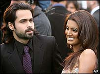 Emraan Hashmi and Geeta Basra