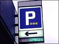 NCP sign