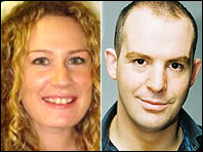 The panel:  Beccy Boden-Wilks and Martin Lewis