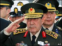 Gen Yasar Buyukanit (archive)