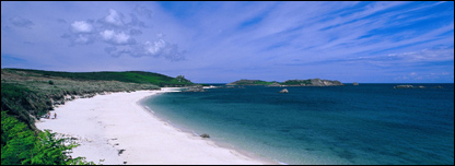 Great Bay, St Martins in the Isles of Scilly