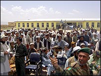 File picture of Sultan Shadudin school where the attack took place