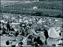 Isle of Wight 1970/ Douglas White
