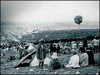 Isle of Wight 1970 / Douglas White