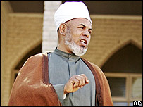 Sheikh Taj el-Din al-Hilali (file photo)
