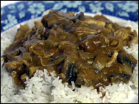 A curry