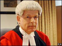 Mr Justice Fulford