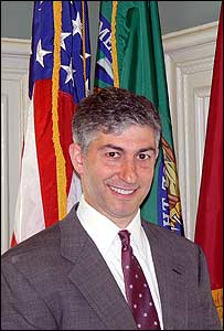 Stuart Levey of the US Treasury Department