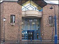 St Leonard's Police Station