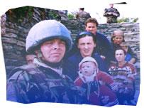 UN troops in Bosnia