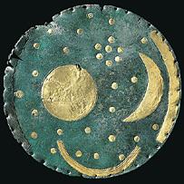 Диск Небра (Image: Antiquity)