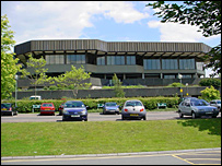 Monmouthshire and Torfaen Council's County Hall