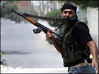 Militante de Fatah.