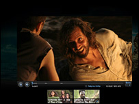 Hit TV series Lost on the ABC.com player