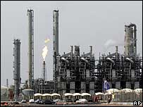 Oil refinery, Iran