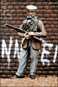Banned figurine