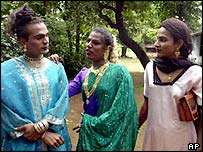 Indian eunuchs