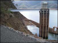 Eildon Dam