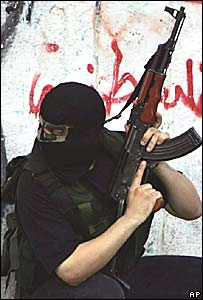 Combatiente de Fatah
