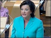 Fiona Hyslop said the endowment had failed