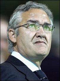 QPR chairman Gianni Paladini