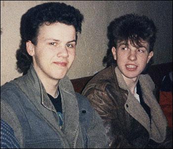Chris Smith, 1986