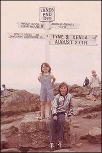 Lands End, 1980