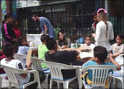 Actividades en Casa Espacio del Refugiado