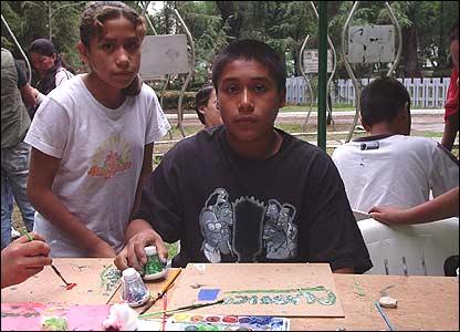 Tania y Abdiel