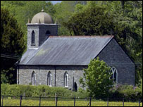 St Non's Church (picture: The National Trust)