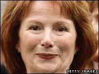 Labour Party Chairman Hazel Blears