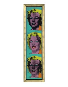 Three Marilyns, 1962