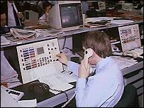 City trader, 1987