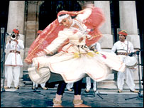 Jaipur Kawa Brass Band