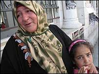 Palestinian woman, Ramallah