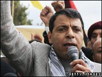 Fatah representative Mohammed Dahlan (file image)
