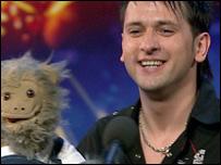Damon Scott/ ITV