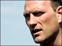 Wasps captain Lawrence Dallaglio