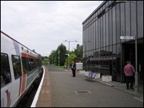 Larbert Station [Pic: Finlay McWalter]