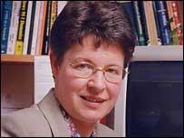Professor Jocelyn Bell Burnell