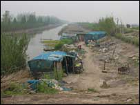 Living standards are still low on Chongming Island