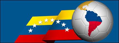 Logo de la Copa Am�rica Venezuela 2007 (gentileza sitio oficial de la Copa Am�rica)
