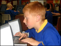 Woodhill Primary School pupil