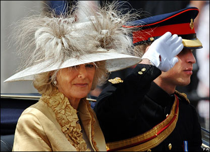 The Duchess of Cornwall and
