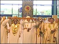 Seremoni'r Cyhoeddi