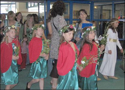 Seremni Cyhoeddi Eisteddfod Caerdydd 2008