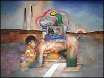 Obra de Juan D�vila