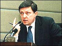 Григорий Явлинский (фото с сайта newsro.co.il)